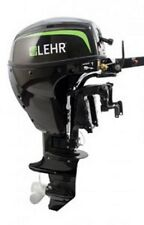 NEW 9.9 hp LEHR PROPANE Outboard Motor Engine Boat Runs on CALOR GAS NOT petrol
