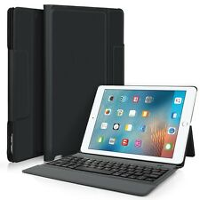 Integrated Bluetooth Keyboard Leather Case Cover Stand for iPad Pro 10.5 (2017)