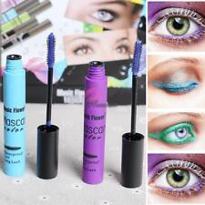 New Colorful Mascara 3 Colors Waterproof Quick Dry Lengthening Mascara WT88