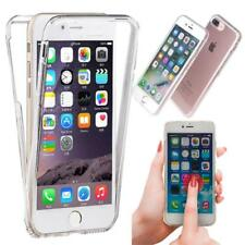 360º Front Back Touch Screen TPU Protective Clear Case For iPhone 7 Plus 5.5 Inc