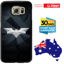 Galaxy S9 S9 Plus S8 S7 Edge S6 Note 9 8 5 Case DC Batman Logo Cover For Samsung