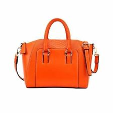 Women New Style Pu Leather Candy Color Crossbody Shoulder Bag
