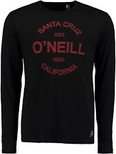 ONeill Black Out Type Long Sleeved T-Shirt