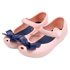 Fashion Walker Toddler Baby Girl Bow Mary Jane Flat Sandal WT8802