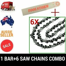 """20"""" CHAINSAW BAR AND CHAIN COMBO FOR STIHL CHAINSAW NEW 3/8 72DL .63"""""""