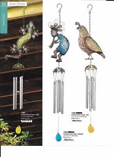 SOUTHWEST RUSTIC WIND CHIMES -  - REGAL ART & GIFT 11967-68-69
