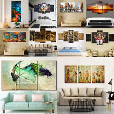 No Framed Large Modern Art Oil Painting Canvas Print Picture Home Room Decor
