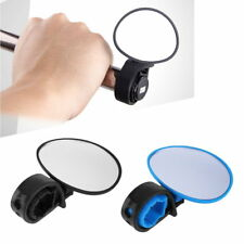 Bike Bicycle Cycling Rear View Mirror Handlebar Flexible Safety Rearview #P