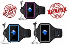 NEW iPhone 7 Plus Gym Sportband Armband Sport Running Workout Case Crossfit Band