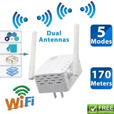300M Wireless-N Range Extender WiFi Repeater Signal Booster Network Router lot