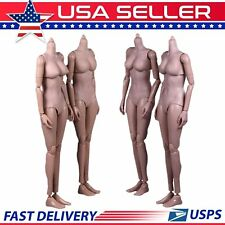 Plastic Female Body Toy Female Mannequin Excellent Mobility Female Soldier USA