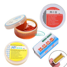 10/15/22/50g Solid Grease Rosin Soldering Flux Paste for PCB Wire Welding Repair