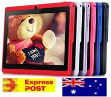 """7"""" Android 4.4 Quad Core Kids Tablet PC Dual Camera  WiFi  + Q88, SALE"""