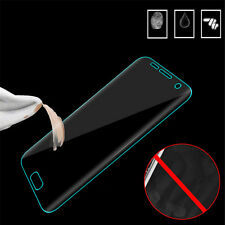 For Samsung Galaxy S7/Edge/+Curved Full Cover Premium Nano Screen Protector Film