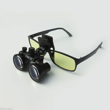 Portable Dental Loupes 2.5X 3.5x Binocular Surgical Loupe Lab Medical Magnifier