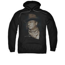 JOHN WAYNE THE DUKE Licensed Pullover Hooded Sweatshirt Hoodie SM-3XL
