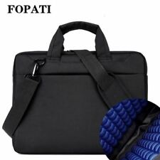 Laptop bag 17.3 17 15.6 14 12 inch Nylon airbag shoulder handbag computer bags W