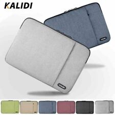 KALIDI  Laptop Sleeve Bag Waterproof Notebook case For Macbook Air 11 13 Pro 13
