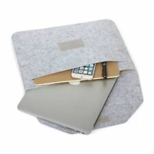 New Fashion Soft Sleeve Bag Case For Apple Macbook Air Pro Retina 11 12 13 15 La