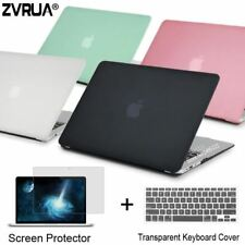ZVRUA Laptop Case For Apple MacBook Air Pro Retina 11 12 13 15 for mac book New