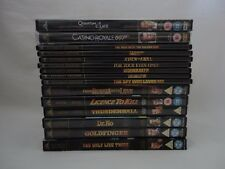 007 JAMES BOND DVDs ~ SELECT YOUR DVD ~ PAL REGION 2 ~ FREE UK DELIVERY