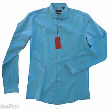 NWT HUGO (Red Label) by Hugo Boss Slim Fit Lightweight Shirt Size XXL