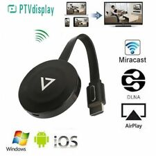 PTVdisplay HD 1080P Miracast TV DLNA Airplay WiFi Display Dongle HDMI LOT KE