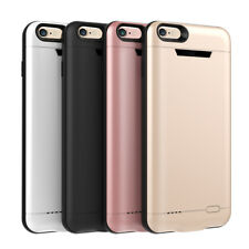 3000mah Backup Battery Charger Case Cover For iPhone 6 6s 7 External Power Bank