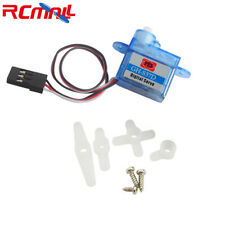 1/4/10Pcs Micro 3.7g Servo for RC Airplane Helicopter Drone Boat Car Arduino