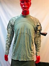 NEW WITH TAGS U.S. Army Massif Flame Resistant Combat Shirt ACU Size Large