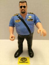 (TAS003151) - WWE WWF WCW NWO LJN Hasbro Wrestling Figure - The Big Boss Man
