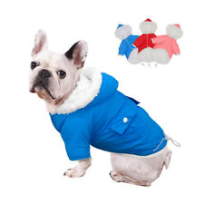 Winter Dog Clothes for Small Dogs Chihuahua Yorkie Waterproof Coats Dog Hoodies