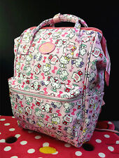 New Cute HelloKitty Large Backpack Bag School Bag Purse yey-6602A