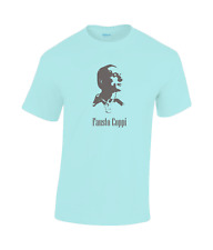 Fausto Coppi Team bianchi campagnolo bicycle cotton T-shirt