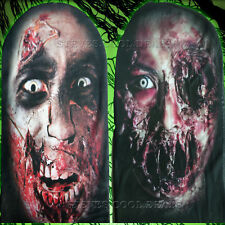 Zombie Stretch Scare Mask Halloween Party Horror Props Devil CREEPY Bloody UK
