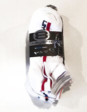 NEW Various men's no show athletic socks Layer 8 / Head / Reebok white size 6-12