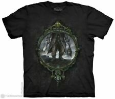 Havoc Horror T-Shirt in Adult Sizes - Dark Fantasy by The Mountain T-Shirts