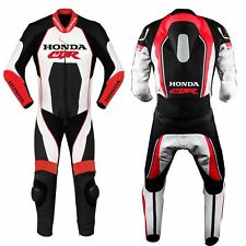 HONDA Motorbike  Leather Suit Motorcycle Leather Suit Racing suit Riding Suit