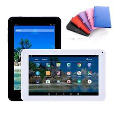 XGODY 9'' INCH Android Tablet PC Quad Core 1+8GB Wi-Fi HD Dual Cam Bundle Case