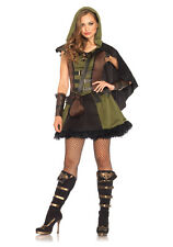 Sexy Darling Robin Hood Princess of Thieves Costume Halloween Comic-con Costume