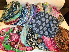 VERA BRADLEY Large Cosmetic Bag NEW Retired Hard to Find Patterns