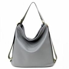 New Arrival PU Leather Solid Color Simple Style Backpack For Women Y920