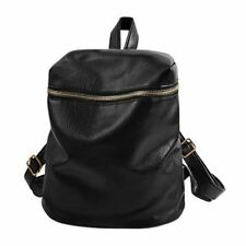 New Stylish Fashion Zippers Decorative Backpack For High School Girl