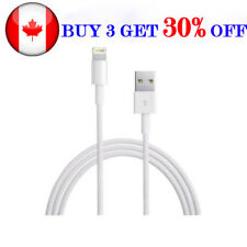 2m/6Ft Premium Lightning USB Charging Cable For Apple iPhone 8 X 7 7S Plus 6 6S