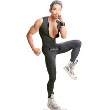 (J15) Men Compression Tight Base Layer Sleeveless Black Spandex Gym Fit Athletic