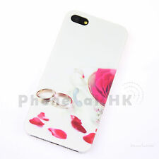 Fashion Snap-On New Smooth Glossy Skin Hard Case Cover For Apple iPhone 5 5S