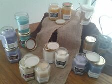 Soy Wax Candles (6.5 oz. jars) Homemade, Scent, Scentsy, Warmer, Home Decor