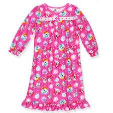 My Little Pony Girls Flannel Granny Gown Nightgown Pajamas 21ML020GGL
