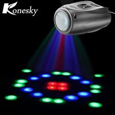 Konesky RGBW 64-LED Stage Light Disco Club Lights DJ Party Show Projector Lamp S