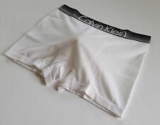 MENS CALVIN KLEIN WHITE CONCEPT BOXERBRIEFS (TRUNK) FOR SALE - RRP £22.99